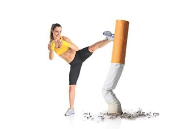 roken en sport