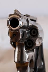 pistool van de verslaafde