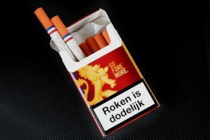 rokers omgeving