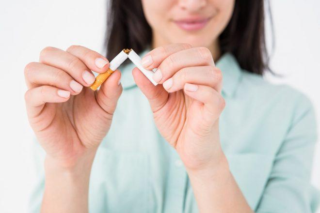Valkuilen stoppen met roken
