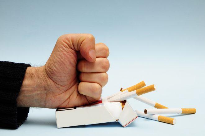 Motivatie stoppen met roken